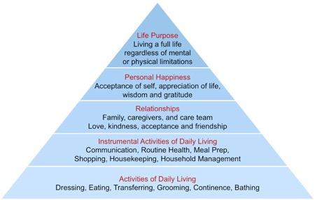 Balanced Care Pyramid