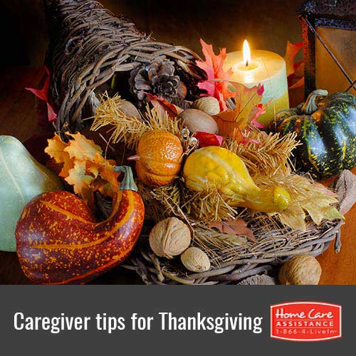 How Caregivers Can Relieve Stress This Thanksgiving in Dallas, TX