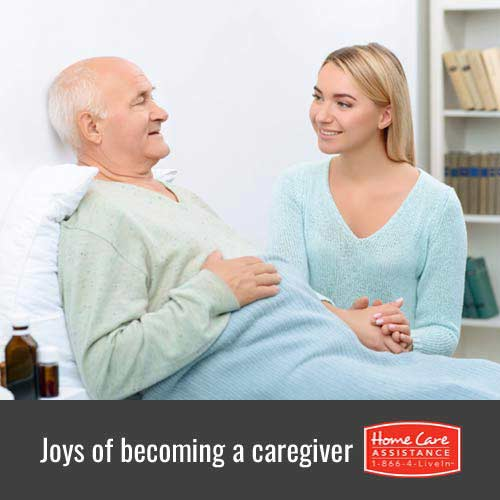 3 Joys of Becoming a Family Caregiver in Dallas, TX