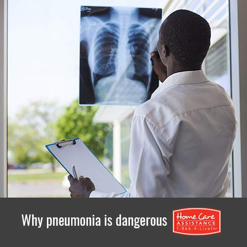 The Dangers of Pneumonia for Seniors in Dallas, TX