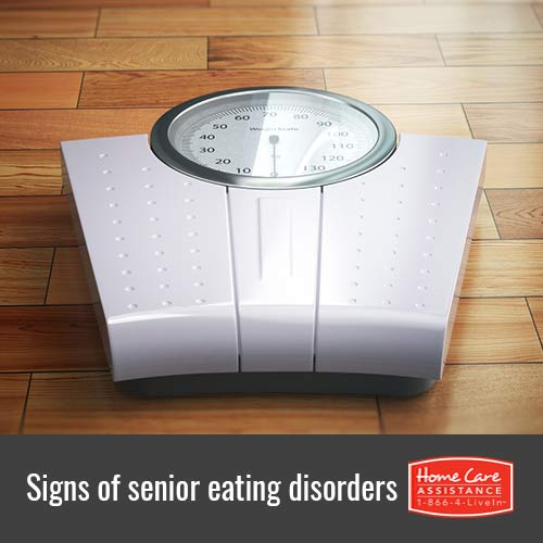 Telltale Signs of a Senior Eating Disorder in Dallas, TX