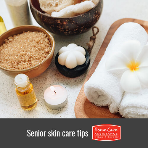 How to Help Seniors Maintain Healthy Skin Care in Dallas, TX