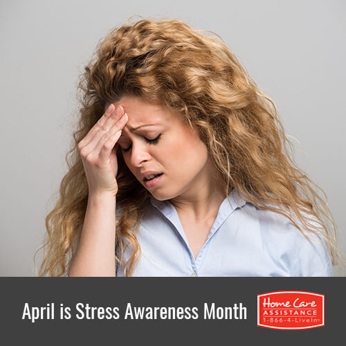 What Caregivers Can Learn from Stress Awareness Month in Dallas, TX