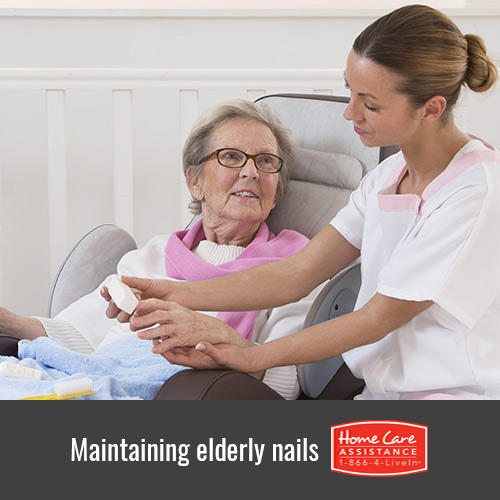 How to Maintain Senior Nail Care in Dallas, TX