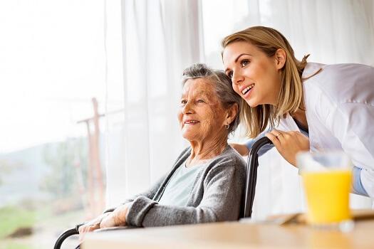 Dallas, TX At-home Senior Care