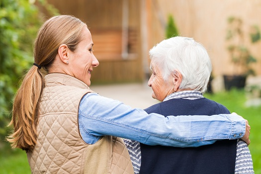 Professional Alzheimer's home care in Dallas, TX