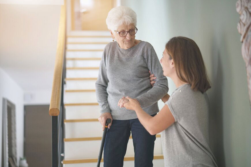 Trusted choice of stroke home care in Dallas