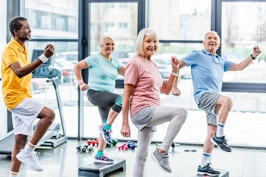 What's the Right Amount of Exercise for Aging Adults in Dallas, TX