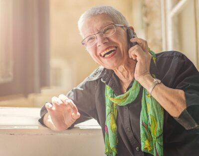 How to Help Your Aging Parent Be Happier Now in Dallas, TX