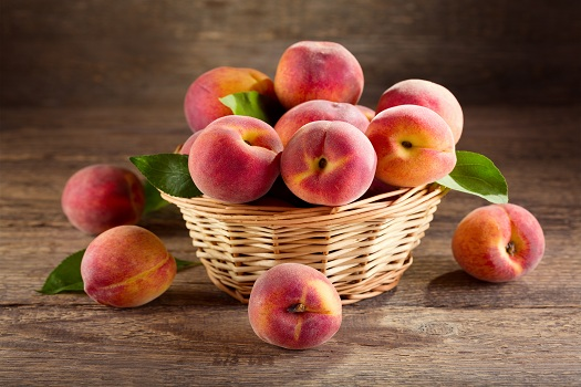 Benefits of Peaches for Older Adults in Dallas, TX