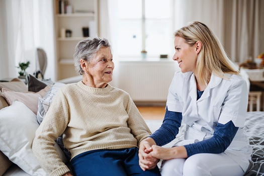 Advantages of At-Home Care for Older Adults in Dallas, TX