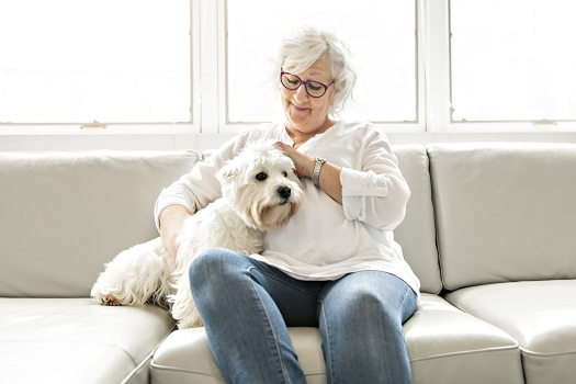 How to Alleviate a Senior Loved One's Anxiety in Dallas, TX