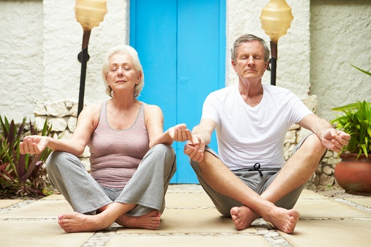 Benefits of Meditation in the Golden Years in Dallas, TX